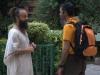 Guruji and Naresh in Rishikesh