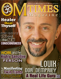 Om Times February 2013 cover