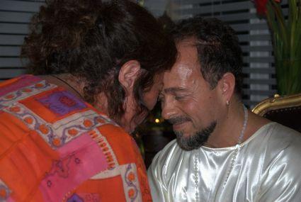 Aug. 25, 2012 - Darshan at 42 La Serra 032