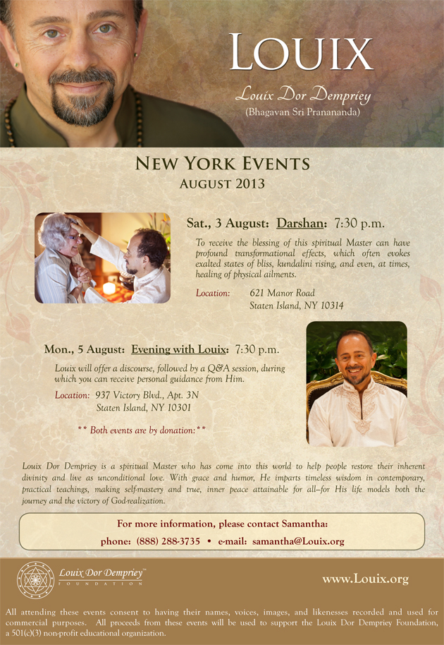 Aug _2013-NY_Events