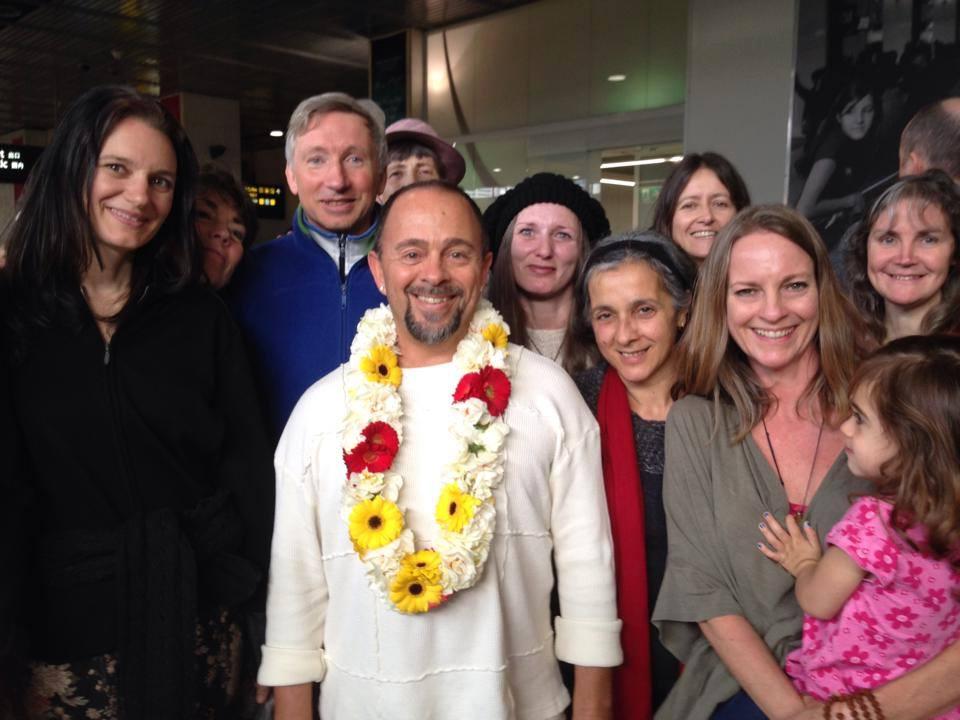Australia Visit October 2014 -1