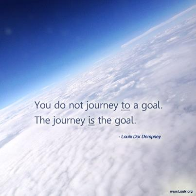 Louix Dor Dempriey - Journey is the goal - June