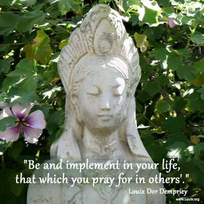 pray-for-others-louix-dor-dempriey-quote-october